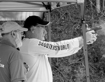 ballistics testing at shooters world