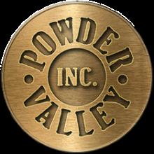 powder valley inc logo